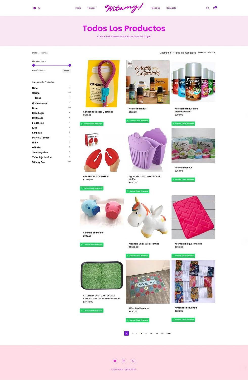 web witamy.com.ar Rofe.com.ar
