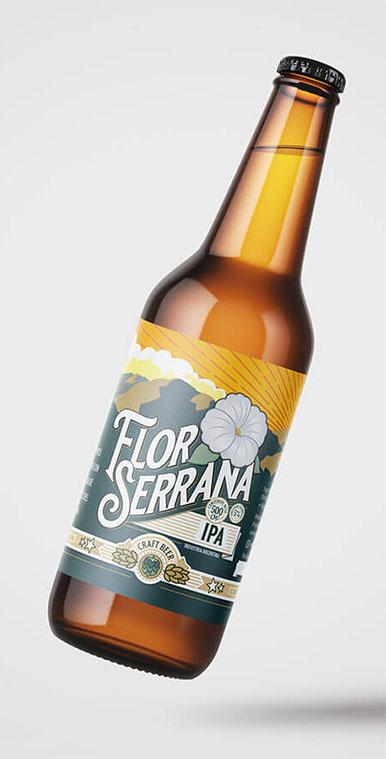 Flor Serrana