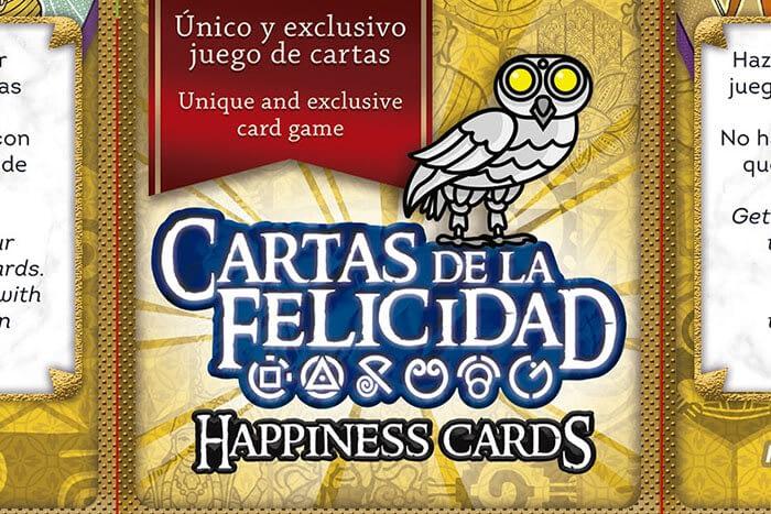 Cartas de la felicidad - RofeDG - DLazaro Toys
