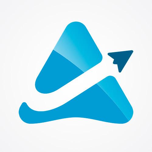 Logo Alfredo Johnson Simbolo - Rofe.comar diseño gráfico e ilustración