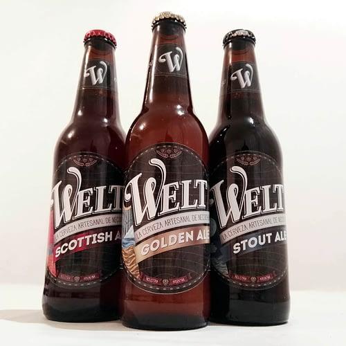 Cerveza Welt